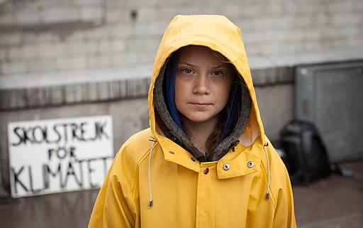 Greta Thunberg Wikicommons