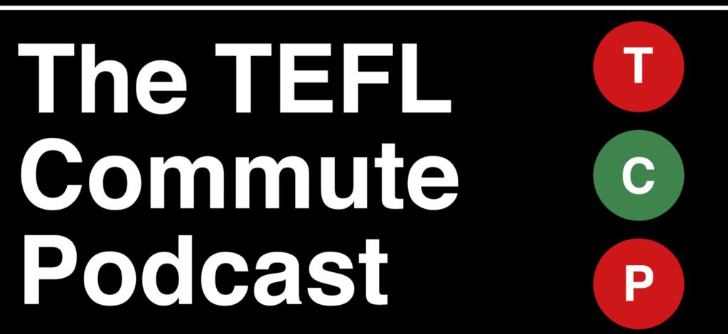 TEFL Commute Podcast Logo