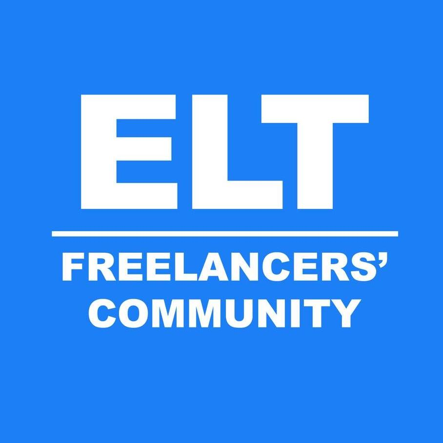 ELT Freelancers Community Logo