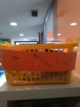 Recycling Basket
