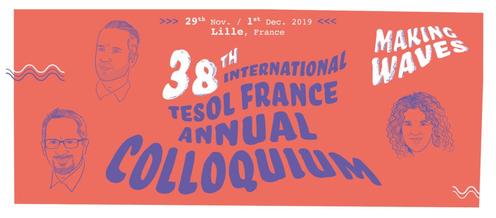 TESOL France Colloquium_Banner 2019