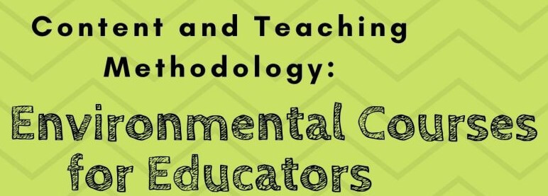 environmental courses for educators