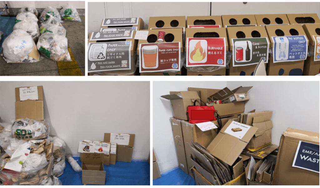 JALT conference recycling