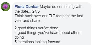 Fiona Dunbar Facebook post