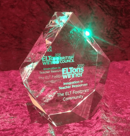ELTons award