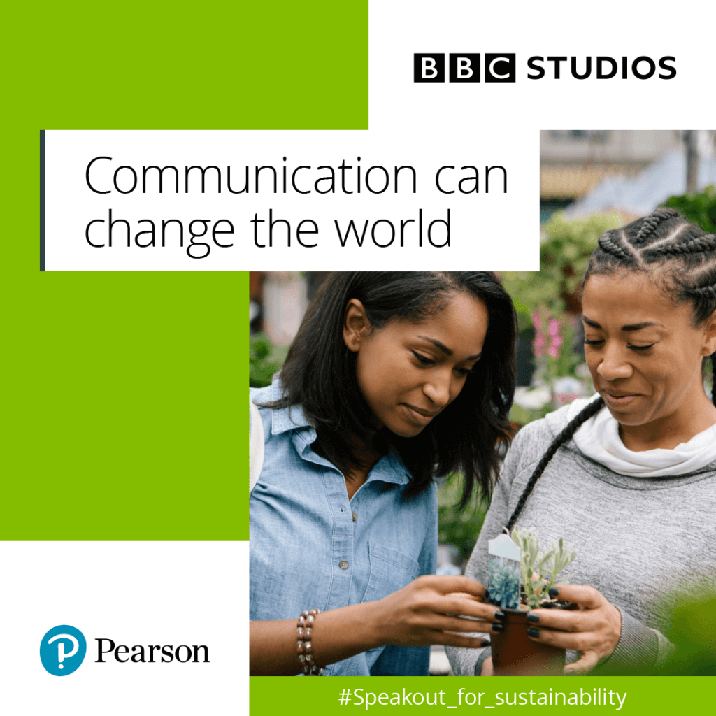 Communication can save the world