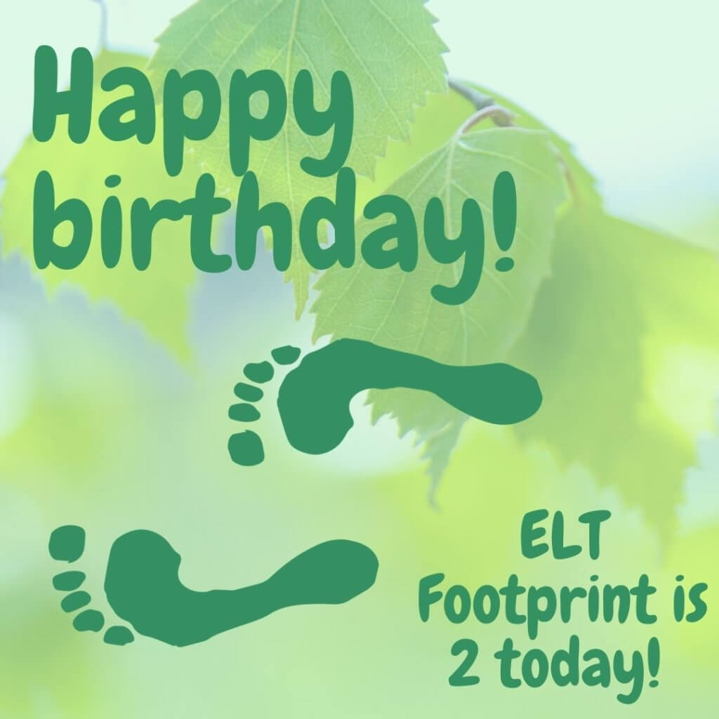 ELT Footprint is Two Today!