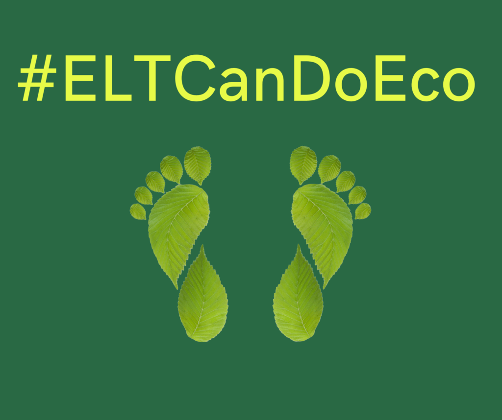 hasthtag ELT Can Do Eco
